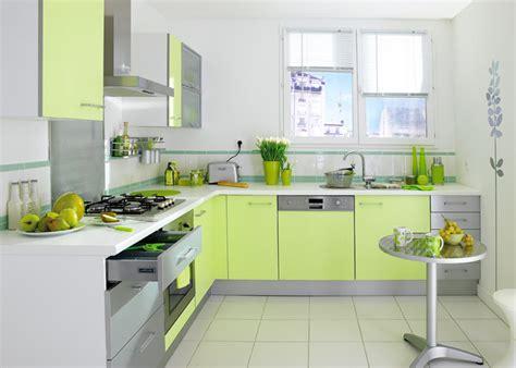 cuisine vert anis et gris buffet de cuisine vert anis
