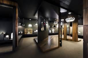 Light Design For Home Interiors Fontana Arte Showroom By Bho Interiors Perth Australia Retail Design