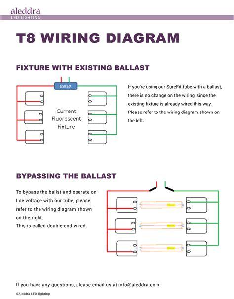Led Tube Wiring Diagram Gallery