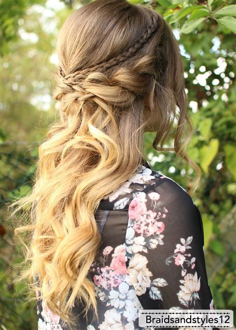 583 best prom formal hairstyles goldplaited images on