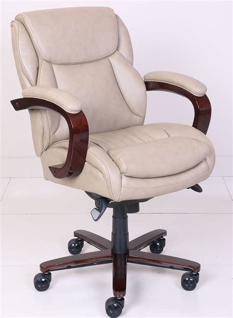 la z boy desk chair whitevan