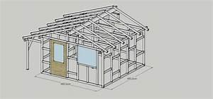 Plan Abri De Jardin En Bois Gratuit : avis plan abris de jardin 15 messages ~ Melissatoandfro.com Idées de Décoration