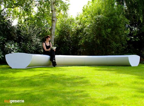 serpentine modular seating contemporary grp fibreglass