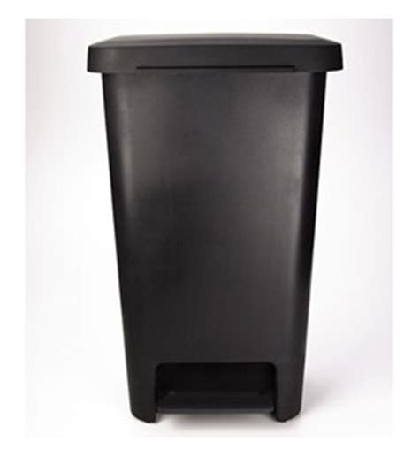Oxo Kitchen Garbage Cans by Oxo 11 Gallon Kitchen Trash Can Black In Kitchen Trash Cans