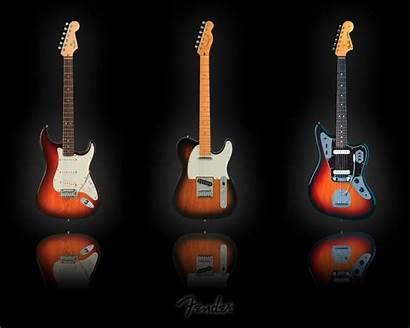 Guitar Fender Wallpapers Cool Guitars Desktop Stratocaster