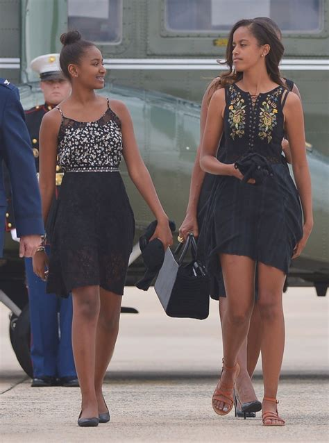 Picture  Malia And Sasha Obama Through The Years  Abc News