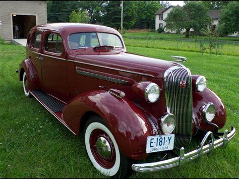 1936 Buick Century 4 Door Sedan For Sale