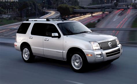 2017 Mercury Mountaineer Styling Review 2017 2018 Best
