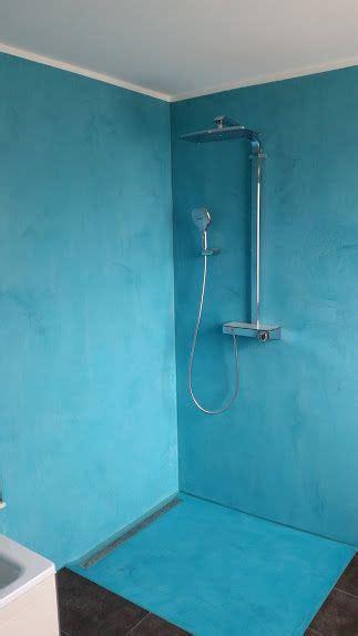 eine fugenlose dusche sieht anders aus putz fugenlose