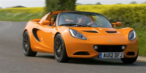 The Lotus Elise Is Returning To America . . . In 2020
