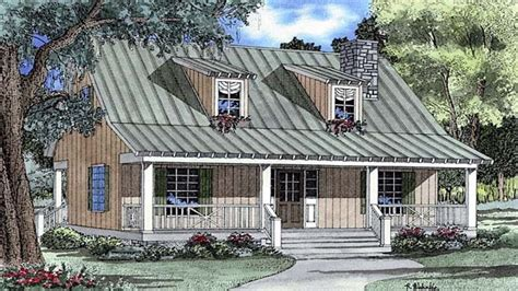 house plans   sq ft cabin house plan  cabin country southern vacation plan