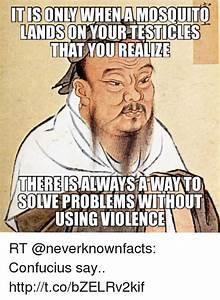 25+ Best Memes About Confucius Says | Confucius Says Memes