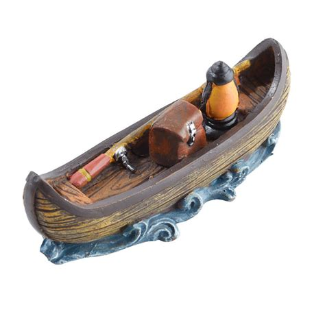 Boat Resin by Miniature Resin Fishing Boat What S New Dollhouse