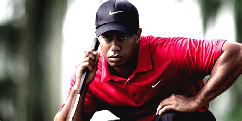 Tiger Woods Masters Golf Shirts