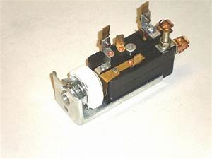 1956 56 Ford Car Fairlane Headlight Switch Fairlane Custom 12 V New