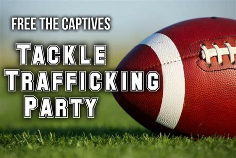 Tackling Trafficking Party Free The Captives Houston