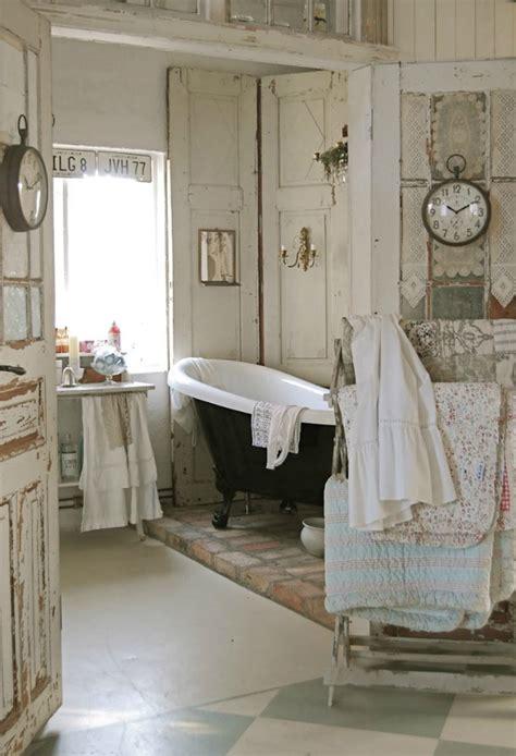adorable shabby chic bathroom ideas