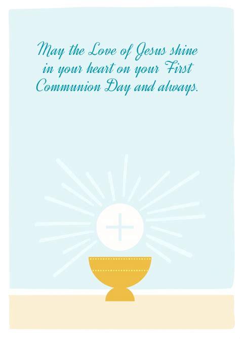 love  jesus communion cards send real postcards