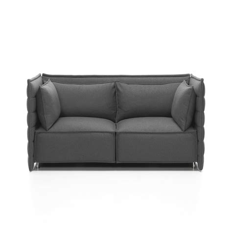 canapé alcove bouroullec alcove plume sofa by vitra in the shop