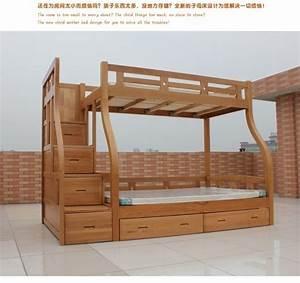 Lit Bois Massif Ikea : lit en bois massif ikea hoze home ~ Teatrodelosmanantiales.com Idées de Décoration