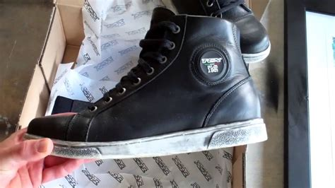 buy motorcycle waterproof boots tcx x street waterproof boot review motorcycle shoe