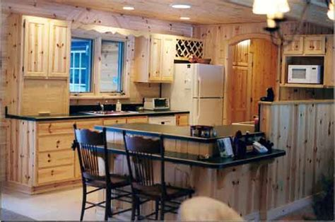 knotty pine cabinets kitchen cabinetry kitchens and baths timber country cabinetry 6674