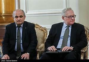 Photos: Russia Deputy FM Meets with Iran's Zarif in Tehran ...