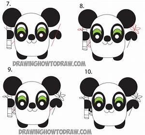 Cute Easy Drawings Of Pandas