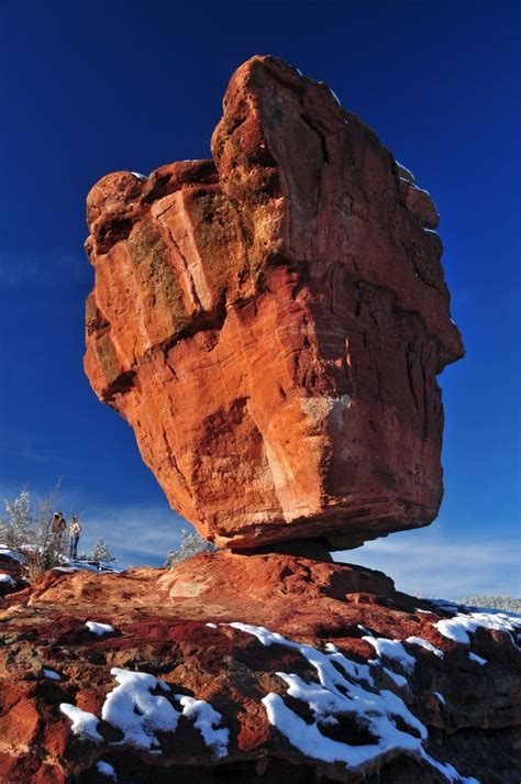 Garden Of The Gods Best Time To Visit by Don T You Just Want To Push It Colorado Springs In