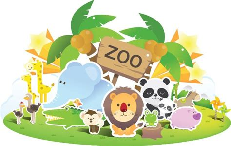 Image result for Zoo Clip Art