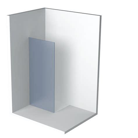 Küchenrückwand Glas Befestigen by Freistehende Dusche Duschabtrennung Glas Duka