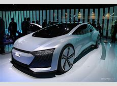 5 Wild Electric Concept Cars at CES 2019 DrivingLine