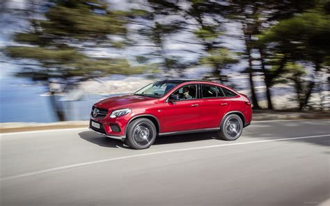 Gle 450 Mercedes 2016 by Mercedes Gle 450 Amg Coupe 2016 Widescreen Car