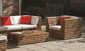 Salon De Détente Extérieur : canap de jardin pour la d tente l 39 ext rieur ~ Zukunftsfamilie.com Idées de Décoration