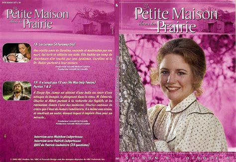 saison 8 la maison dans la prairie jaquette dvd de la maison dans la prairie saison 8 dvd 6 cin 233 ma