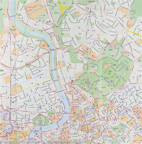 Carte Du Sud De La Et Italie by Plan De Rome Carte De L Italie Sud Itm La Compagnie