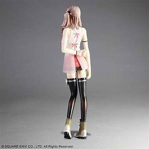Buy PVC Figures Final Fantasy XIII Trading Arts Vol 01