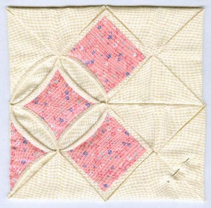 cathedral window quilt pattern denim cathedral window quilt pattern quilts patterns