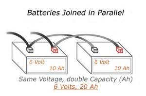 Boat Battery In Parallel by Series Or Parallel Battery Banks On A Trawler Trawler