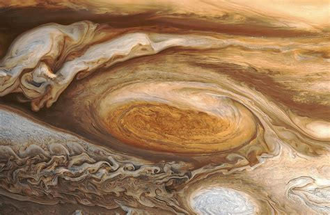 Will Jupiter's Great Red Spot Turn into a Wee Red Dot ...