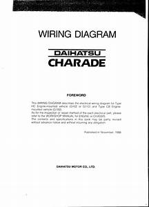 Daihatsu Charade 1988 Misc  Documents Wiring Diagram Pdf