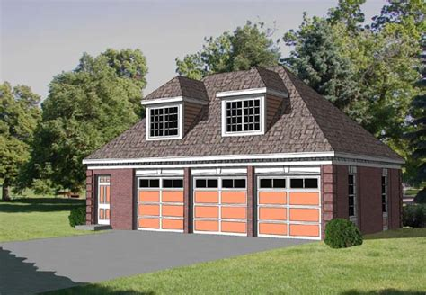Garage Designs At Architectural Designs (2422
