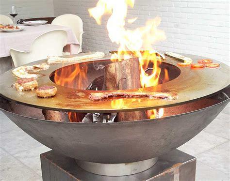 Feuerschale Mit Grill by Feuerschale Mit Grill Interessante Varianten F R