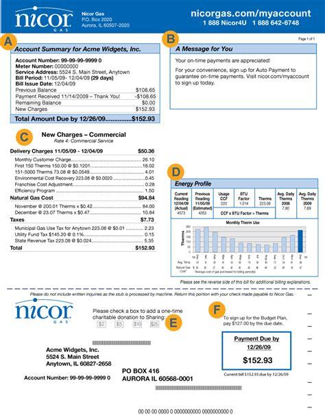 nicor gas phone number nicor solutions fixed bill program seotoolnet
