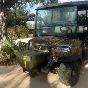 Texas Hunter 50 lb. Road Feeder with Wireless Remote Control