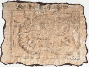 Real Treasure Maps
