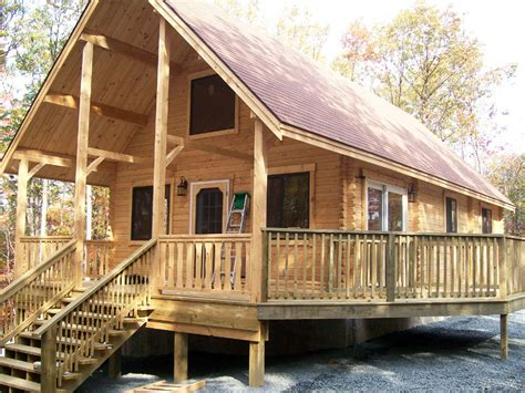 cabin kit homes vacation log cabins lancaster log cabins