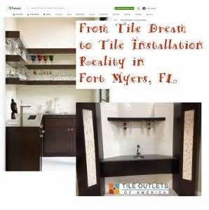 tile outlet ft myers fl from tile dream to tile installation reality in fort myers fl the toa blog about tile more
