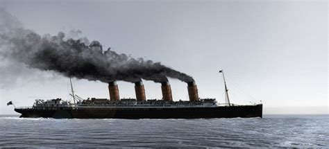 100th anniversary of the sinking of the rms lusitania