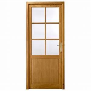 porte d39interieur bois chinon pasquet menuiseries With style de porte interieur